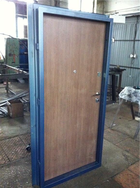 металлическая дверь входная производст