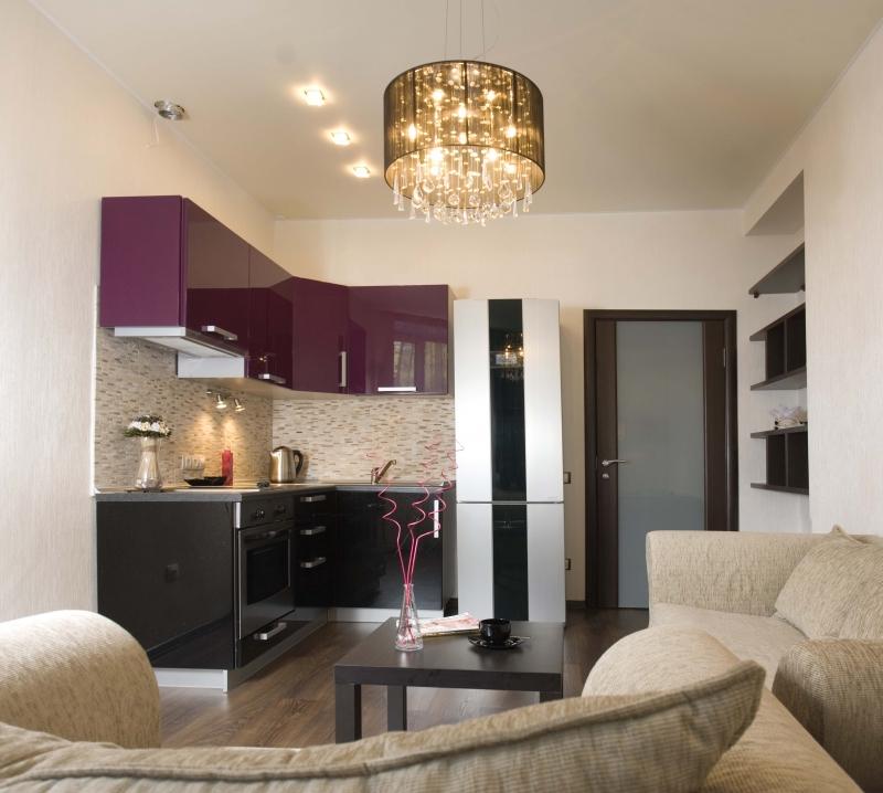 Дизайн кухни с диваном 10 кв м новинки