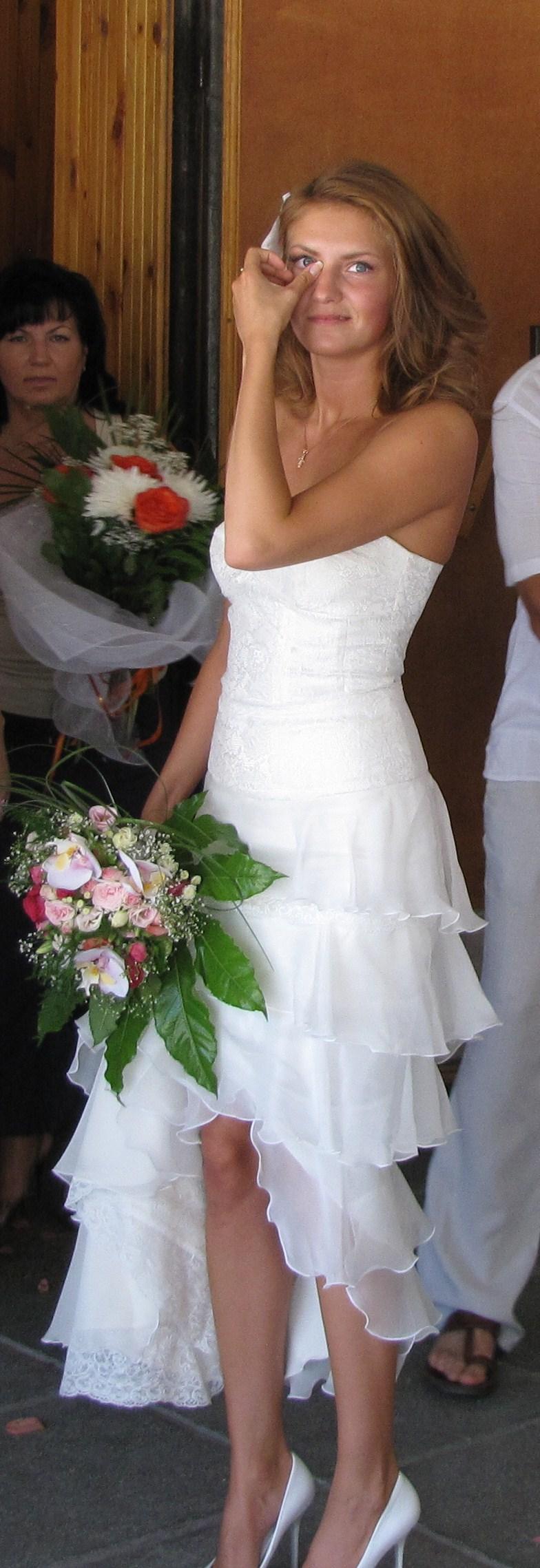Свадебное платье взять в прокат 11