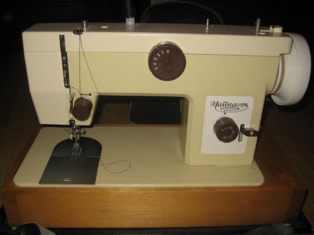 инструкция по применению швейной машинки чайка 134а