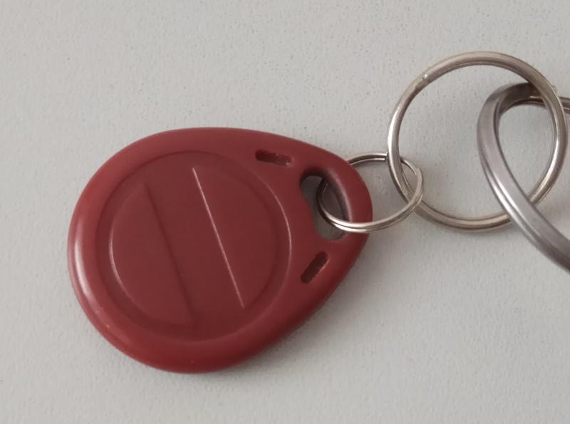 Как сделать дубликат ключа от домофона 294